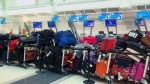 baggage, pearson airport