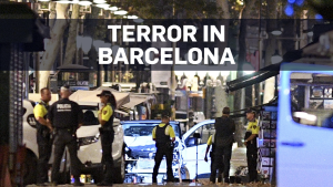 At least 13 dead in Barcelona van attack
