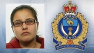 Jessica Dawn Pangman is wanted on a province-wide warrant (Supplied: Regina Police Service)