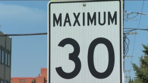 Speed limit lowered on Westboro street