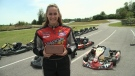 Young Ottawa woman is Go-kart Champion