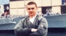 Tony McAleer, young