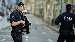 LIVE4: Update on Barcelona car attack