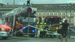CTV News Channel: Mass stabbing in Finland