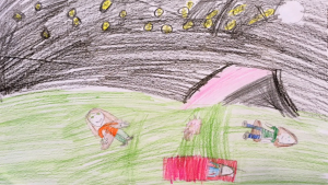 Carly Fallak, 10 years old, Grade 5, St. Mary's School in Carleton Place