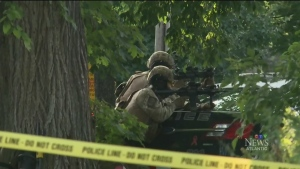 CTV Atlantic: Man arrested after standoff