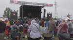 About 20,000 people packed Hollinger Park on Canada Day for Stars and Thunder.