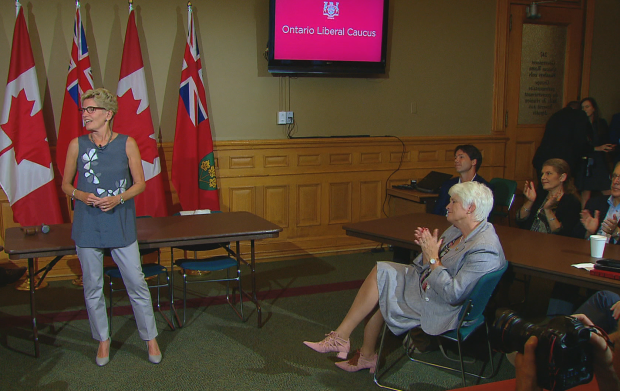 Sources say Premier Wynne set to make Ring of Fire announcement