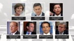 A look at the previous members of the Trump administration that have been removed or have quit from their position at the White House. Sources say U.S. President Trump is set to remove chief strategist Steve Bannon. (CTV)