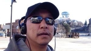 David Mikkigak is seen in this May 2015 Facebook profile picture. (David Mikkigak/Facebook)