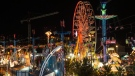 In this file photo, a general view of the Canadian National Exhibition in Toronto is seen on Saturday, August 23, 2014. (THE CANADIAN PRESS / Chris Young)