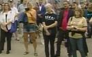 Anti-white supremacy protest