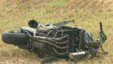 Motorcyclist killed in crash identified