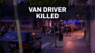 Spanish authorities confirm van driver killed