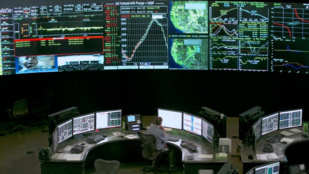Electric Grid Monitor : Eclipse to have big impact on california power grid ctv news