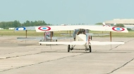 First World War planes commemorate Vimy Ridge