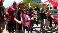 Thousands expected at anti-racist counter-protest