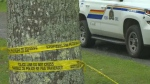 Around noon on Saturday, Aug. 19, police began pulling away yellow tape from around the house where the death took place.
