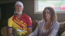 CTV Atlantic: Couple's cross country journey ends