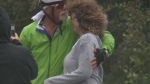 Dave and Sherri MacKenzie finished their three month cycling journey in Saint John, Saturday, Aug. 19.