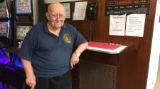 Winnipeg veteran Jim McCarron, 80 (above) lived through the Second World War. (Source: Beth Macdonell/CTV Winnipeg)