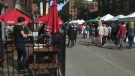 Farmers' market are now allowed to sell beer and spirits after the provincial government introduced a new policy on Tuesday, August 15, 2017.