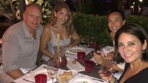 Gray family, Barcelona terror attack
