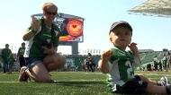 I Love Regina Day in Mosaic Stadium