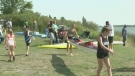 Out on the water for Yorkton Regatta