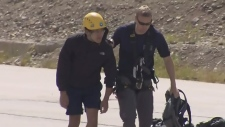 Injured hiker rescued from North Shore