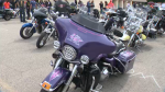 desiree gallagher fundraiser ride motorcycle