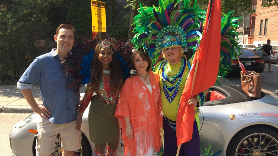 Justin Trudeau steals the show at the Vancouver Pride
