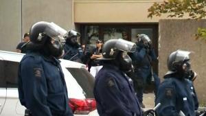 Montreal, violence