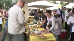Local chefs share talent in 'Great Saskatchewan Mustard Festival.'