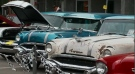 Saskatoon's annual Show and Shine draws hundreds of collectors. (Mark Villani / CTV Saskatoon)