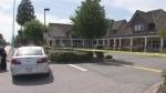 Suspicious death in Surrey