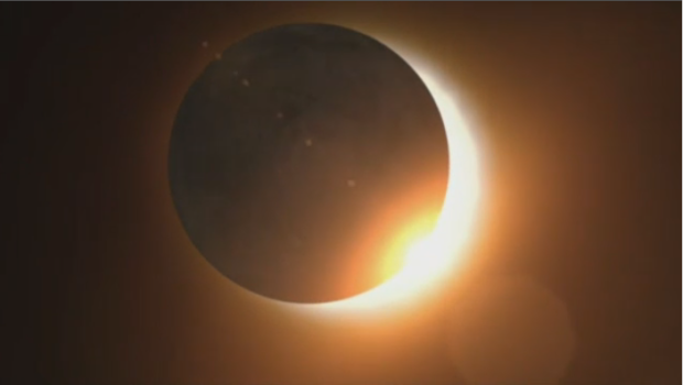 Looking directly at an eclipse, much like looking directly at the sun, can be dangerous even if a short time has elapsed, eye doctors warn. (CTV Montreal)