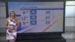 CTV Morning Live Weather Aug 21