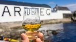 Higher concentrations of guaiacol are found in Scottish whiskies than in American or Irish ones, the study found. (georgeclerk / Istock.com)