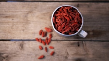 Other foods, for example pomegranates, are as rich in antioxidants as goji berries. (rodrigobark / Istock.com)