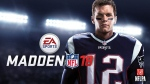 Tom Brady graces the cover of EA Sports' Madden '18. (EA Sports/Twitter)