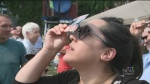 CTV Atlantic: Maritimers take in eclipse