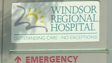 CTV Windsor: Woman stabbed in hospital