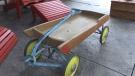 Julie Hudecek's wagon
