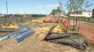 Two Regina schools get new playgrounds