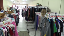 A Listowel thrift store offers products to residents at no cost but it's future may be in trouble.