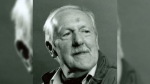 Brian Aldiss is seen in this image taken from his profile page on Twitter. (@brianaldiss / Twitter)