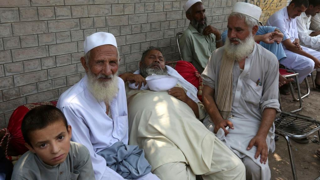 Pakistan dengue