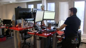 RingPartner is offering five-hour work days in an effort to entice new talent. (CTV Vancouver)