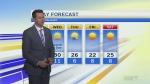 High pressure bringing temperatures up